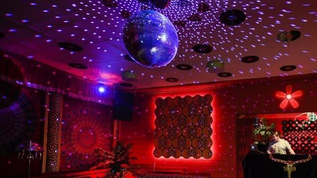 Une discothèque  (Photo d'illustration)