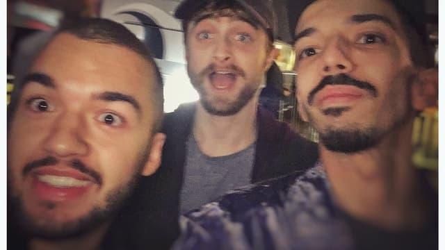 Bigflo et Oli et Daniel Radcliffe