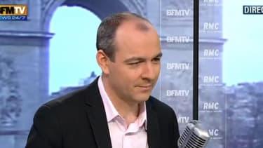 Laurent Berger, le nouveau patron de la CFDT, était l'invité de BFMTV-RMC mardi 29 janvier.