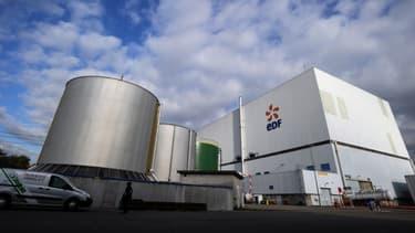 La centrale nucléaire de Fessenheim.