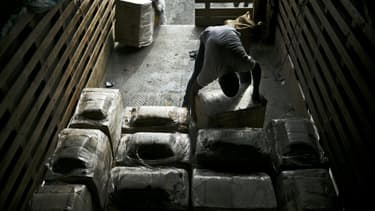 Près de 3 tonnes avaient été saisies en Colombie en 2016