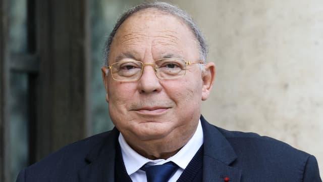 Dalil Boubakeur est le président par intérim du CFCM.