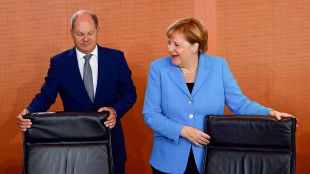 Le gouvernement allemand a envoyé 6000 agents dans le pays depuis lundi pour contrôler le travail illégal.