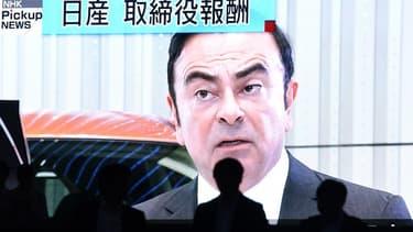 L'homme d'affaires franco-libanais, ex-patron de l'Alliance Renault-Nissan, a été arrêté soudainement le 19 novembre à Tokyo.