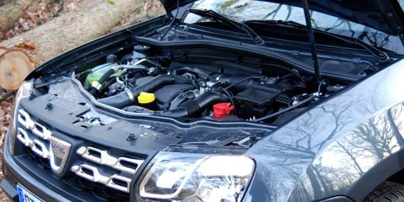 Pas de performances époustouflantes, le moteur remplit son rôle honnêtement.