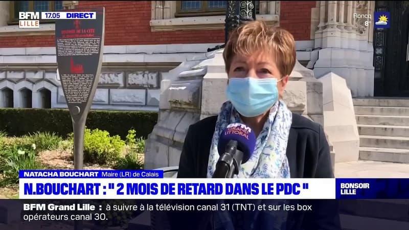 Vaccination: la maire de Calais interpelle le président et déplore un retard dans le Pas-de-Calais