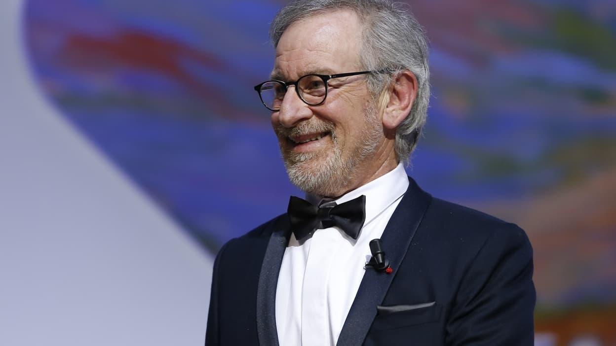 Spielberg et les frères Duffer (Stranger Things) vont adapter une œuvre de Stephen King pour Netflix - BFMTV