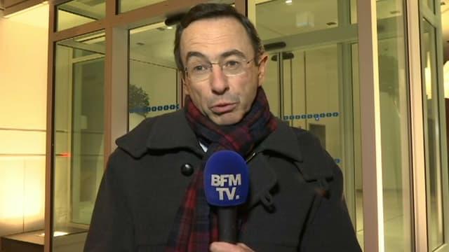 Bruno Retailleau sur BFMTV le 26 janvier 2017.
