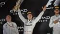 Nico Rosberg est devenu champion du monde ce dimanche 27 novembre