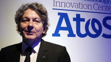 Atos a racheté trois grandes activités informatiques de Siemens.