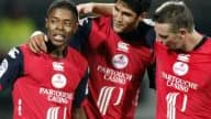 Le Lillois Bastos a délivré sa huitième passe décisive contre Rennes.