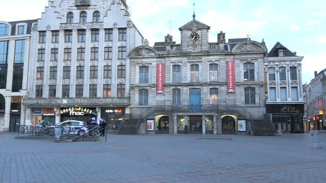 Des professionnels de la culture occupent le Théâtre du Nord depuis le 11 mars.
