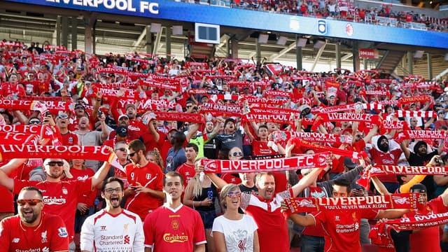 Le club anglais de Liverpool est la cible d'une offre publique d'achat.