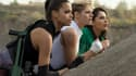 "Kristen Stewart, Naomi Scott et Ella Balinska sont les stars du remake des ""Trois drôles de dames"""