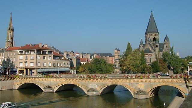 Metz serait la ville où il est le plus facile de se loger