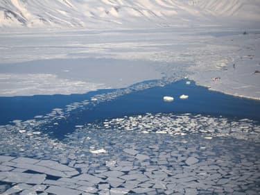 L'Arctique (PHOTO D'ILLUSTRATION).