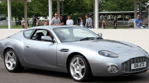 Aston Martin veut concurrencer plus efficacement Bentley et Jaguar.