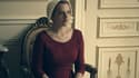 Elizabeth Moss dans la série Handmaid's Tale (La servante écarlate)