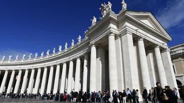 """Quelque 120 étudiants sont attendus au Vatican du 8 au 11 mars pour le """"VHacks"""". (Photo d'illustration)"""