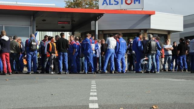 "Alstom Belfort: ""La parole est tenue"", selon Christophe Sirugue"
