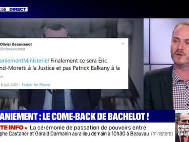 Face à la nomination d'Éric Dupond-Moretti et Gérald Darmanin, les réactions sur Twitter ne se sont pas faites attendre