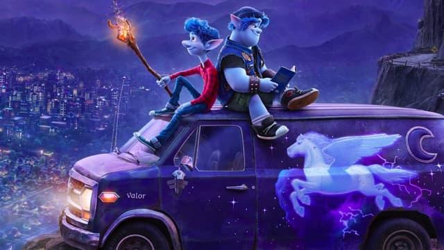 """""""En avant"""", le nouveau film du studio Pixar"""