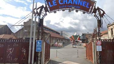 Le Channel, à Calais.