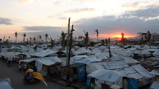 Le typhon Haiyan a fait 12,5 milliards de dollars de dégâts.