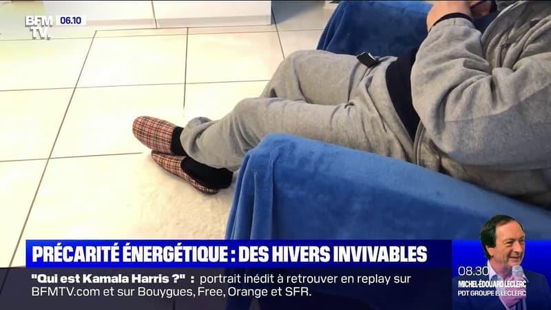Les habitants d'un immeuble à Vénissieux excédés par des problèmes de chauffage
