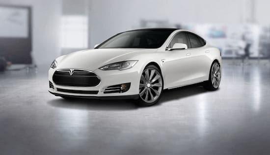 Ceci est une Tesla S