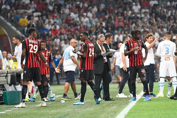 Le match Nice-Marseille interrompu par l'arbitre fin août en Ligue 1