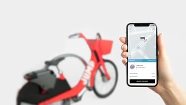 Après les voitures, Uber veut séduire les citadins avec des vélos partagés