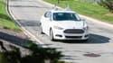 """La start-up Argo AI, spécialisée dans l'intelligence artificielle va mettre au point le """"coeur"""" des voitures autonomes Ford."""