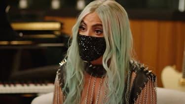 Lady Gaga sur CBS