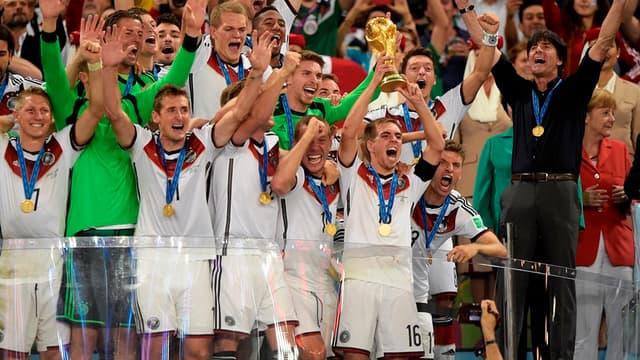 L'Allemagne est championne du monde pour la 4e fois