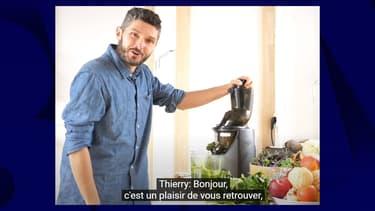 La chaîne Youtube de Thierry Casasnovas est suivie par 512.000 abonnés.