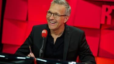 """Laurent Ruquier aux commandes des """"Grosses Têtes"""" sur RTL"""