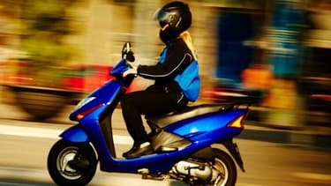 Les ventes de scooters ont baissé en 2012