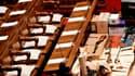 Dans plus de 100 tribunaux et cours d'appel en France (sur 195), les audiences non urgentes sont renvoyées.