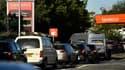 Les Britanniques se ruent sur les stations essence