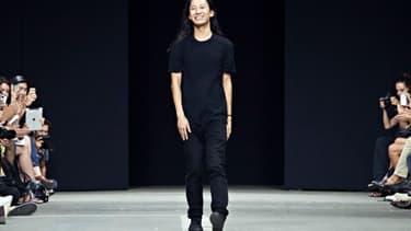 Alexandre Wang, 29 ans, possède déjà sa propre marque et une quinzaine de boutiques dont quatre en Asie