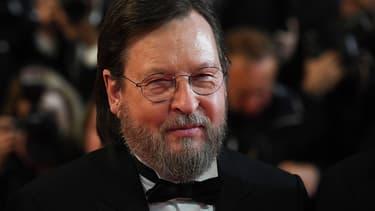 Lars von Trier à Cannes en 2018.
