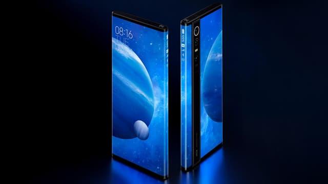 Le Xiaomi Mi MIX Alpha