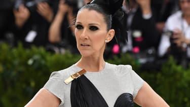 Céline Dion en mai 2017