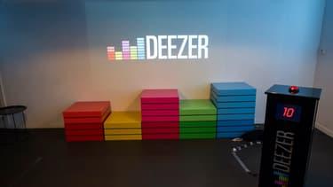 Deezer a levé 100 millions d'euros, notamment auprès de Orange.