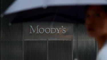 "Moody's a abaissé la note russe de ""Baa1"" à ""Baa2""."