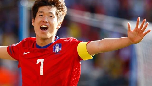 Park Ji-Sung a inscrit le deuxième but coréen