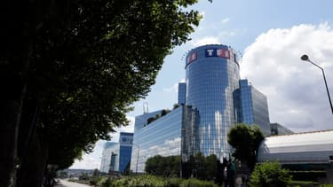 TF1 veut renforcer sa production de contenus.