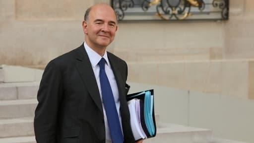 Pierre Moscovici annonce le retour de la croissance pour 2014