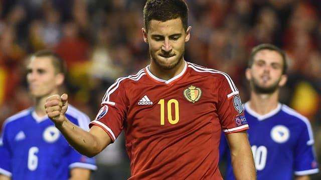Eden Hazard, le joyau belge